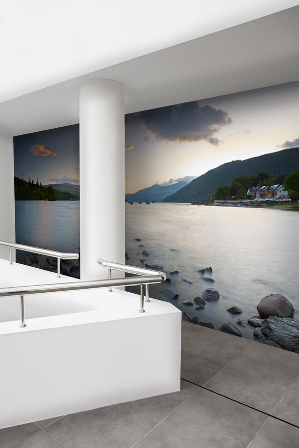 Richard Osbourne photographic murals