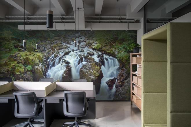 Richard Osbourne photographic murals