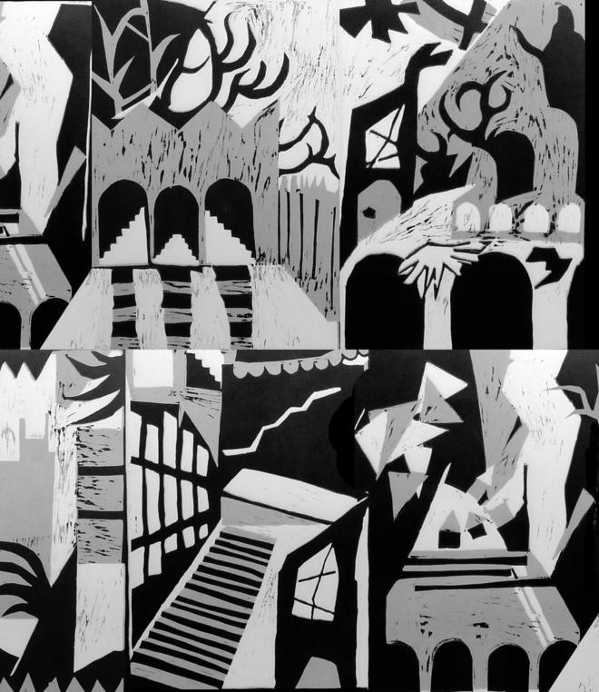 Helen Strevens (HMS Studio) Dr Caligari