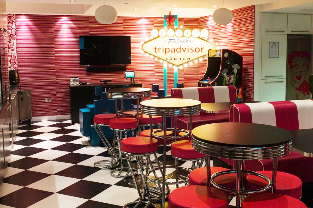 TripAdvisor London Office