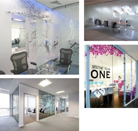 Window Graphics Tektura Wallcoverings