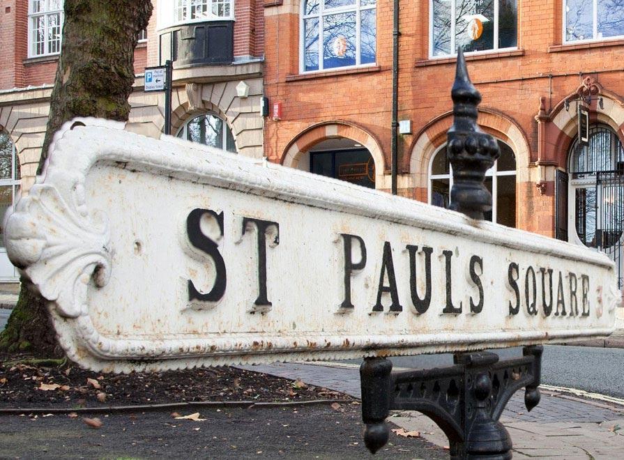 St Pauls House, Birmingham
