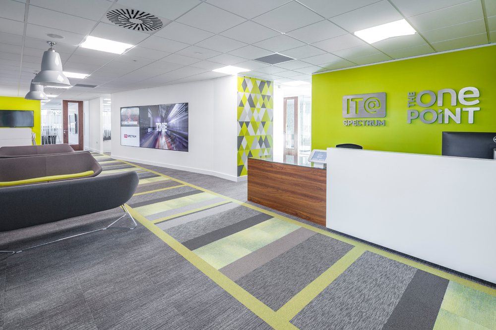 £2.75m new build and office interiors
