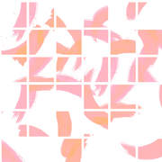 Brush Grid Pink 3x4m