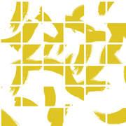 Brush Grid Yellow 3x4m
