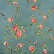 FIO200456 Rose Garden mural 280x200 repeat