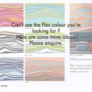 Flex more colour ideas