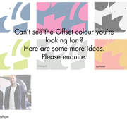 Offset more colour ideas
