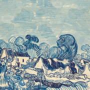 VAN200332 Landscape mural 280x300cm