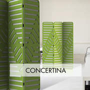 Zintra - a concertina idea