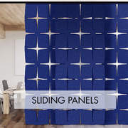 Zintra - a sliding panel idea