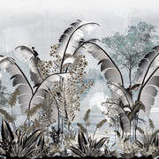 Jungle Palms Pale